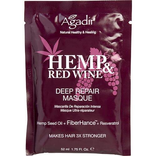 Agadir Hemp &Amp; Red Wine Deep Repair M...